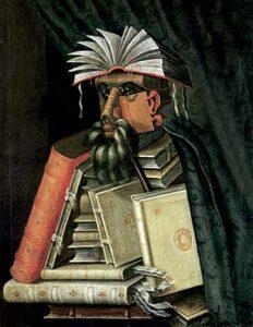 Библиотекарь Арчимбольдо