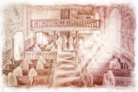 Сон на крещение
