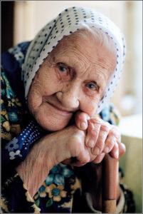 Моей бабушке